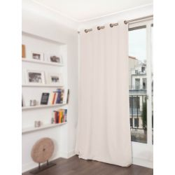 Lydisolerende gardin Plus Beige MC634